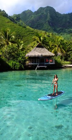 Moorea, French Polynesia More