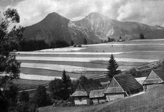 Zdiar, Slovakia Heart Of Europe, Old Photography, Mountain Village, Gods Creation, Album, Eastern Europe, Country Life, Folk Art, History