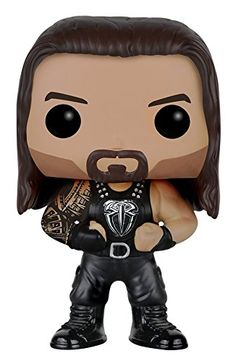 Believe that! From the WWE Universe Roman Reigns as a stylized POP vinyl from Funko! Figure stands 3 3/4 inches and comes in a window display box. Check out the other WWE figures from Funko! Collect...