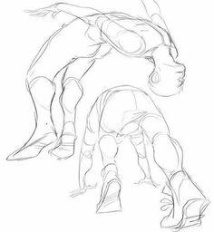 °•°Bocetos y guías para dibujantes°•° - Poses de pelea - Pagina 3 - Wattpad