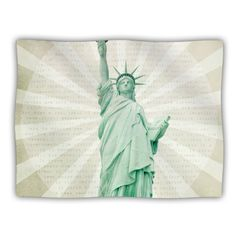Kess InHouse Catherine McDonald The Lady Statue of Liberty Pet Blanket 40 by 30Inch >>> Check this awesome product by going to the link at the image.