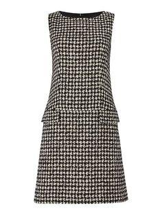 MaxMara Dress check pocket