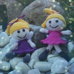 Häkeln-Crochet **Engelchen**
