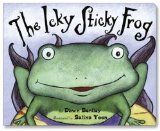 The Icky Sticky Frog & activities