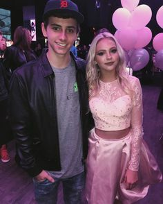 @jordynjones with actor Mavrick Moreno @mavrickmoreno  #JordynSweet16 Jordyn Jones @JordynOnline Photo #actress #model #modeling #singer #dancer #dancing #dance #hollywood #instagram #photography #jordyn #jones #jordynjones https://www.instagram.com/p/BC6uUpwQJCR/ www.jordynonline.com