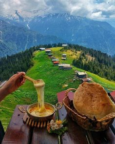 lunch in Rize/Turkey.