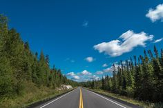 Driving along the Trans-Canada Highway isn't a road trip. It's a family culinary tour.