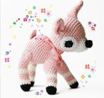 Amigurumi Fawn Pattern from Pepika (check out her patterns, they are the cutest) $5.00