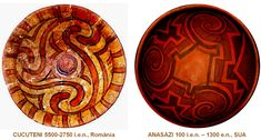Vechea Europă și culturile precolumbiene: ANASAZI Decorative Plates, Home Decor, Art, Craft Art, Kunst, Art Journaling, Home Interior Design, Decoration Home, Home Decoration