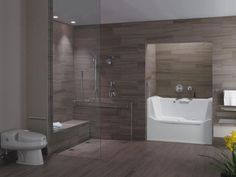 The Best Bathroom Design With Shower Concept 23