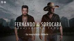 Fernando & Sorocaba - Previsão do Tempo