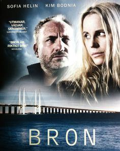 The Bridge - goeie scandinavische crime/mysterie serie in de stijl van Forbrydelsen (the killing)