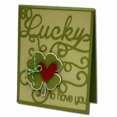 Bits of Paper: St. Patrick's Day Cards and Tags!