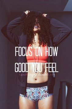 Focus On How Good You Will Feel!! #inspiration #fitness #motivation