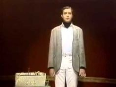 Andy Kaufman~mighty mouse