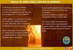 Misioneros de la Palabra Divina: HIMNO