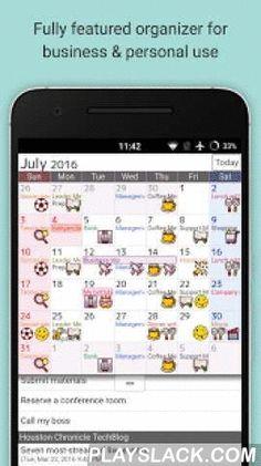 """Jorte Calendar & Organizer  Android App - playslack.com ,  De applicatie """"Jorte"""" is een persoonlijke organizer. We hebben gestreeft naar het uiterlijk en gevoel van een echte papieren organizer, ontworpen om goed in uiterlijk en praktisch nut te zijn.o Het heeft een agenda functie en is volledig aan te passen aan u stijl.o Kies voor het kalenderoverzicht krijgen of spring naar de wekelijkse weergave. Daarbij past de weergave past zich automatisch aan als u uw toestel draait.o In één…"""