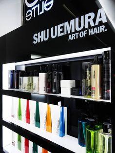 Linea de productos Shu Uemura