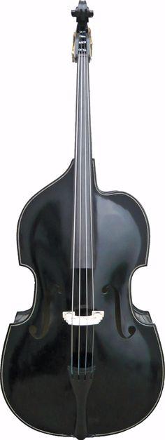 Palatino Billy Bass 3/4-Size Upright Bass Black | $1,124.99 | Musical Instruments: Strings