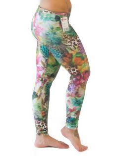 Camboriú – Jungle Vacation leggings