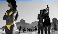 Rio De Janeiro / Agosto de 2014 .. Jl. Rodriguez Udias / Sorrisos do Brasil . Artexpreso . Fotografia .. #soumaisrio
