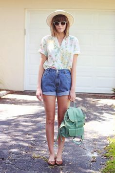 The Perfect Denim Shorts for Every Body Type