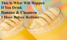 This Is What Will Happen If You Drink Banana & Cinnamon 1 Hour Before Bedtime http://www.extremenaturalhealthnews.com/this-is-what-will-happen-if-you-drink-banana-cinnamon-1-hour-before-bedtime/2/