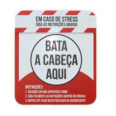 placa anti stress 6323