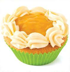 Lemon and Cream Cup Cakes | Huletts Sugar