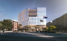 Designs Unveiled for New Australian Embassy in Washington DC