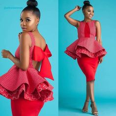 Shweshwe dresses outfits 2019 collection By Diyanu - African Plus Size Clothing at D'IYANU African Fashion Traditional, African Traditional Wedding Dress, African Inspired Fashion, African Print Fashion, Africa Fashion, Traditional Weddings, Traditional Cakes, Ethnic Fashion, African Wedding Attire