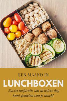 lunchgerechten zonder koolhydraten