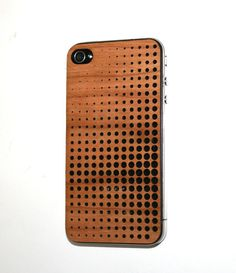 Wood iPhone Case from LaseLab