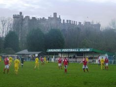 bateleurs @ Arundel FC-Dorking Wanderers