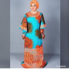 Very nice cloth African Print Dresses, African Print Fashion, African Fashion Dresses, African Dress, Africa Fashion, Nigerian Fashion, African Prints, African Attire, African Wear