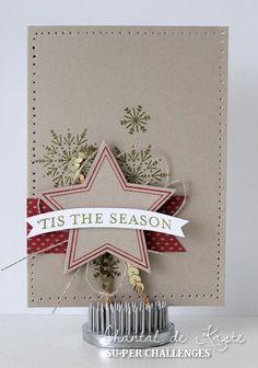 'Tis The Season, Many Merry Stars, Under the Tree Speciality DSP
