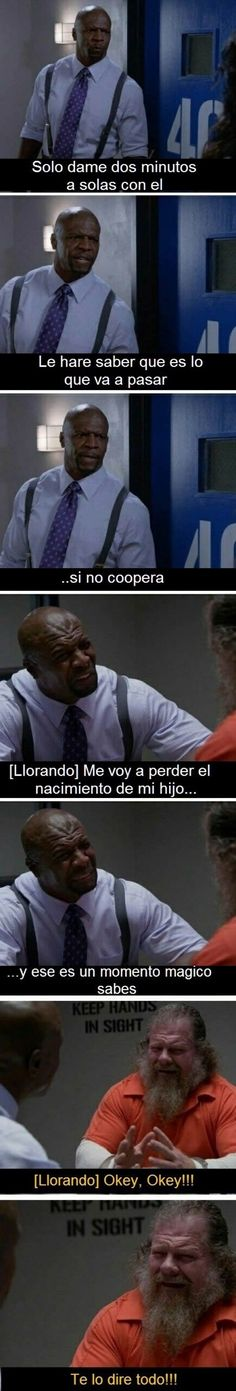 Funny pictures about Terry Crews Is My Spirit Animal. Oh, and cool pics about Terry Crews Is My Spirit Animal. Also, Terry Crews Is My Spirit Animal photos. Brooklyn Nine Nine Funny, Brooklyn 9 9, Terry Crews, Haha Funny, Funny Memes, Hilarious, Funny Gifs, 9gag Funny, Funny Cartoons