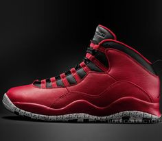 "Air Jordan X ""Red Cement"" (Spring 2015) – Photos"