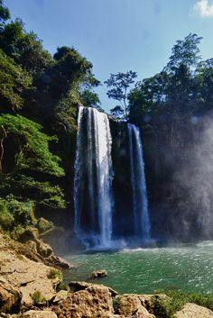 Misol-Ha | Flickr - Photo Sharing! Miso Ha Cascadas in Chiapas, Mexico. Near the Mayan ruins of Palenque.