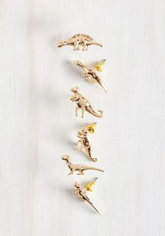 Accessories - Dino Doubt About It Earring Set