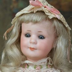 """SALE ~ 10"""" German Bisque Character Child #550  by Armand Marseille"""