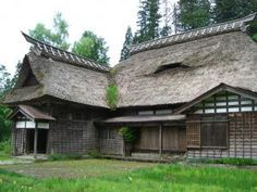 Japan Traditional Folk House