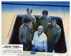 Star Trek: The Motion Picture US lobby card. 1979