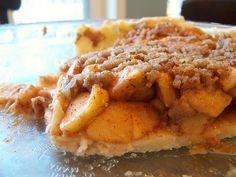 vegan, gluten free apple pie by jill elise, via Flickr