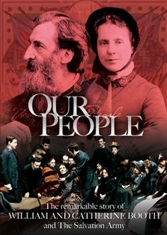 Our People: The Story of William and Catherine Booth - Christian Movie/Film on DVD. http://www.christianfilmdatabase.com/review/our-people-the-story-of-william-and-catherine-booth/