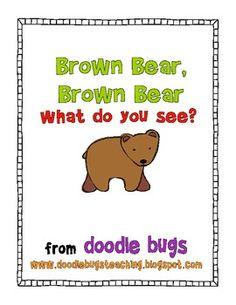 Student Brown Bear Books * FREE *