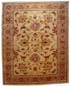 305x245 cm handgeknüpfte Afghan orientteppich nomad rug Carpet  ziegler Teppich