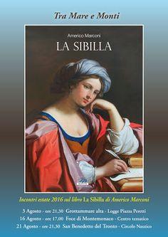 """Il Magazine di UT: La """"Sibilla"""" di Americo Marconi. Il senso, le presentazioni"""