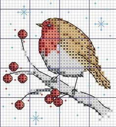 Christmas Motifs Set Cross Stitch Pattern PDF + XSD, You can create really specific patterns for fabrics with cross stitch. Cross stitch models will nearly amaze you. Cross stitch novices can make the models they desire without difficulty. Cross Stich Patterns Free, Cross Stitch Borders, Cross Stitch Animals, Modern Cross Stitch, Cross Stitch Designs, Cross Stitching, Free Cross Stitch Charts, Cross Stitch Christmas Cards, Xmas Cross Stitch