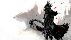 Bloodborne Hoonter by ibroid